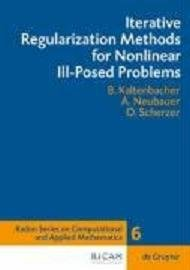 Iterative Regularization Methods for Nonlinear Ill-Posed Problems free download