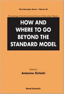 How And Where to Go Beyond the Standard Model free download