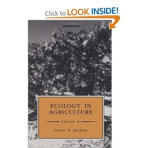 Ecology in Agriculture (Physiological Ecology) free download