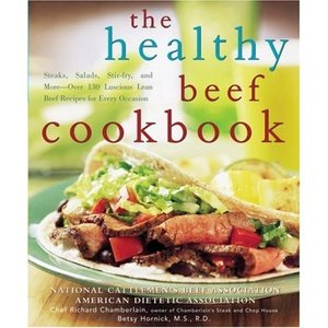 The Healthy Beef Cookbook: Steaks, Salads, Stir-fry, and More free download