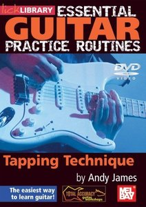 Lick Library - Essential Guitar Practice Routines - Tapping Technique free download