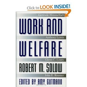 Work and Welfare free download