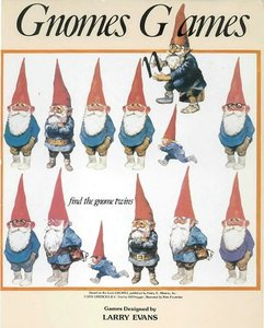 Gnomes games: Based on the book Gnomes free download