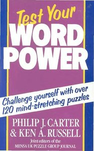 Test Your Word Power free download