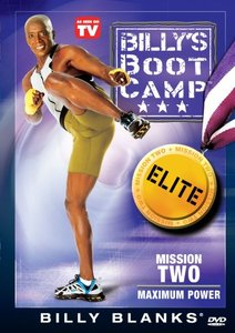 Billy Blanks - Boot Camp Elite - Mission Two - Maximum Power free download