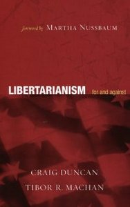 Libertarianism: For and Against free download