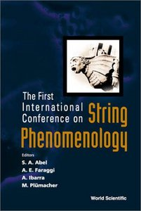 String Phenomenology free download