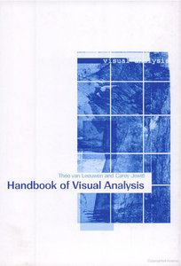 Theo Van Leeuwen, Carey Jewitt - Handbook of Visual Analysis free download