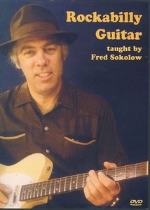 Rockabilly Guitar taught by Fred Sokolow free download