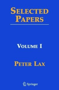 Peter Lax. Selected Papers I free download
