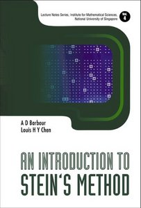 An Introduction to Stein's Method free download