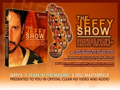The Jeffe Show - Advanced Dating Strategies for an Absurd Universe free download