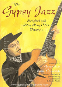 Robin Nolan - The Gypsy Jazz - Songbook and Play Along CD, Volume 3 free download