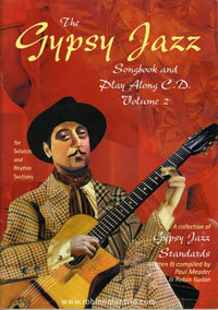 Robin Nolan - The Gypsy Jazz - Songbook and Play Along CD, Volume 2 free download