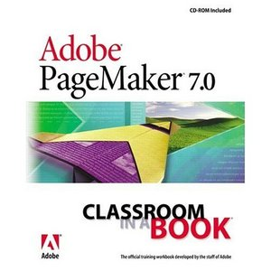 Adobe PageMaker 7.0 Classroom in a Book free download