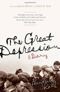 The Great Depression: A Diary free download