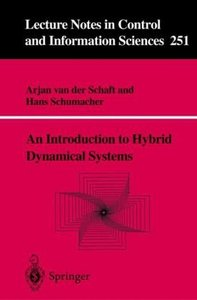 An Introduction to Hybrid Dynamical Systems free download