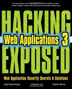 Hacking Exposed: Web Applications, 3rd Edition free download
