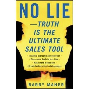 No Lie - Truth is the Ultimate Sales Tool free download