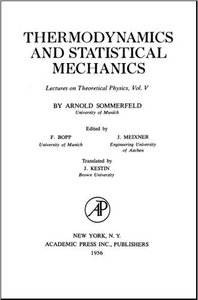 Thermodynamics and Statistical Mechanics free download