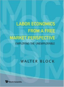 Labor Economics From A Free Market Perspective free download
