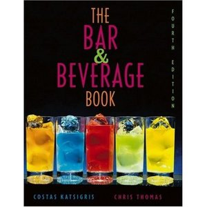 The Bar and Beverage Book free download