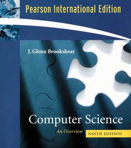 Computer  Science An Overview free download