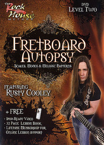 The Rock House Method: Fretboard Autopsy Level Two free download