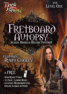 The Rock House Method: Fretboard Autopsy Level One free download