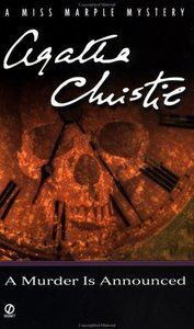 Agatha Christie - A Murder is Announced (Miss Marple Mysteries) free download