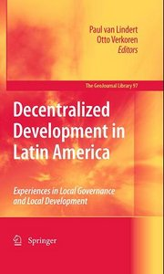 Decentralized Development in Latin America free download