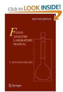 Food Analysis Laboratory Manual free download