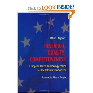 Research, Quality, Competitiveness: European Union Technology Policy for the Information Society free download