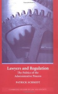 Lawyers and Regulation: The Politics of the Administrative Process (Cambridge Studies in Law and Society) free download