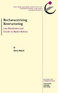 Recharacterizing Restructuring free download