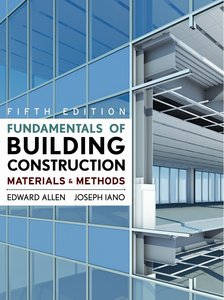 Fundamentals of Building Construction: Materials and Methods, 5 edition free download