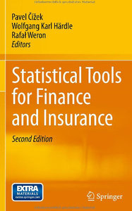 Statistical Tools for Finance and Insurance, Second Edition free download