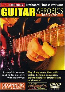 Lick Library - Fretboard Fitness Workout - Guitar Aerobics - Beginners free download