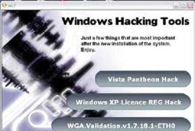 Hacking Windows Tools and Tranning free download