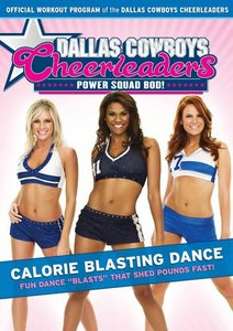 Dallas Cowboys Cheerleaders - Power Squad Bod: Calorie Blasting Dance free download