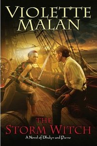 Violette Malan - The Storm Witch: A Novel of Dhulyn and Parno free download