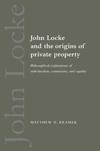 John Locke and the Origins of Private Property free download