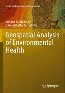 Geospatial Analysis of Environmental Healt free download