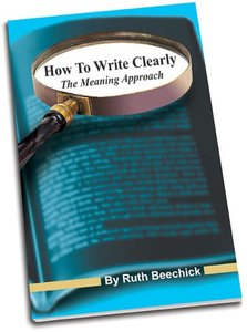 How to Write Clearly free download