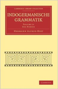 Indogermanische Grammatik (Cambridge Library Collection - Linguistics) (Volume 3) (German Edition) free download