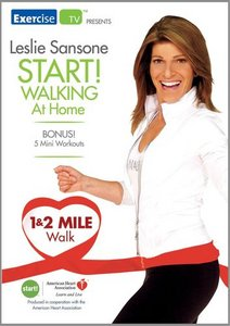 Leslie Sansone - Start! Walking at Home: 1 free download