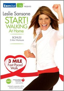 Leslie Sansone - Start! Walking at Home: 3 Mile Fast-Paced Walk free download