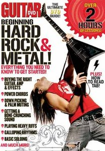 Guitar World - Beginning Hard Rock free download