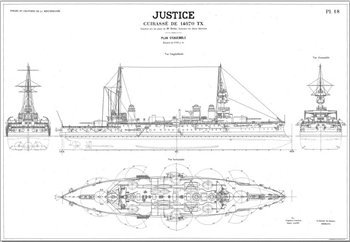 Marine Nationale - JUSTICE 1904 free download