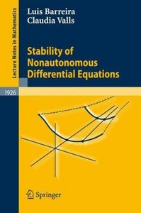 Stability of Nonautonomous Differential Equations free download